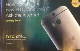 HTC One M8: Sẽ có nhiều đột phá?