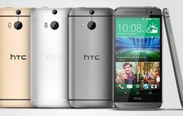 """""""Bom tấn"""" HTC One M8: Mạnh mẽ, sang trọng"""