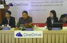 OneDrive - ngân hàng lưu trữ thông tin an toàn