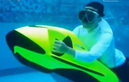 Khám phá đại dương với cano Seabob