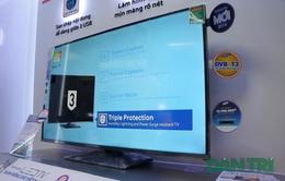 Từ 1/4: Sẽ số hóa thị trường tivi