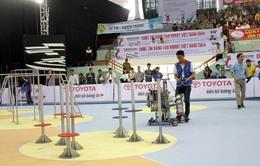 Robocon 2014 KV phía Nam: Hướng tới sản phẩm ứng dụng kỹ thuật cao