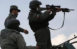 Afghanistan tăng cường an ninh trước bầu cử