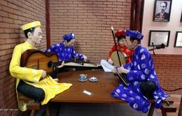 Khu lưu niệm nhạc sỹ Cao Văn Lầu thành di tích quốc gia