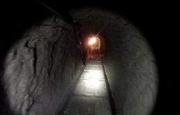Phát hiện hai siêu đường hầm ma túy