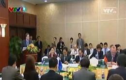 Khai mạc Hội nghị Cấp cao Ủy hội sông Mê Công quốc tế