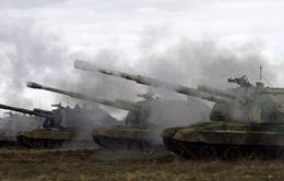 Ukraine ngừng hợp tác quân sự với Nga