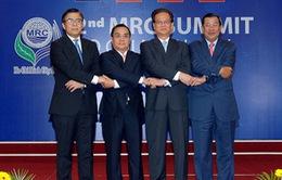 """""""Tuyên bố Thành phố Hồ Chí Minh"""" của Hội nghị Ủy hội sông Mekong quốc tế"""