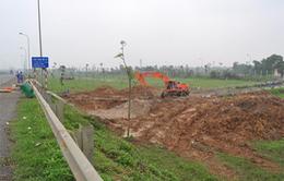 Vỡ ống dẫn nước sông Đà: Chưa xác định được nguyên nhân