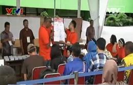 Kết quả sơ bộ bầu cử quốc hội Indonesia