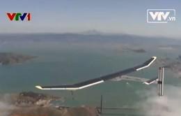Máy bay năng lượng mặt trời có pin vĩnh cữu