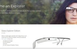 Google Glass được bán ra chỉ trong một ngày