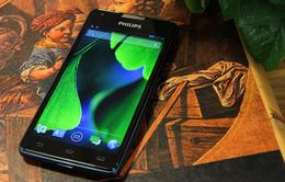 """Philips W6618 – Smartphone có pin """"khủng"""" nhất thế giới"""