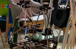 Tái chế rác thải nhựa bằng công nghệ in 3D