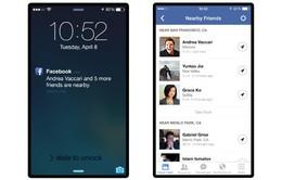 """Facebook giúp người dùng """"tìm bạn bè xung quanh"""""""