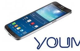 Galaxy Note 4 sẽ có màn hình mềm dẻo 3 mặt?