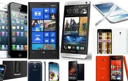Đầu năm 2014, thị trường smartphone có gì nổi bật?