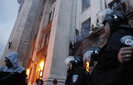 Odessa: Điểm nóng mới trong cuộc khủng hoảng Ukraine