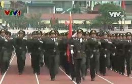 Sơ duyệt diễu binh kỷ niệm 60 năm chiến thắng Điên Biên Phủ