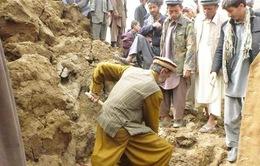 Afghanistan: Khẩn trương khắc phục hậu quả thảm họa lở đất