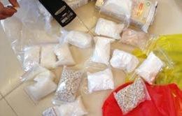 Bắt đường dây mua bán ma túy đá lớn nhất ở Hải Phòng