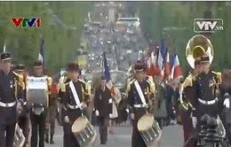 Pháp kỷ niệm 60 năm kết thúc chiến tranh Đông Dương