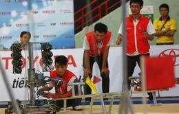 Hôm nay (6/5), VCK Robocon toàn quốc 2014 diễn ra tại Nha Trang