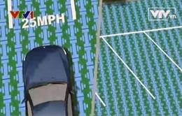 Đường cao tốc biến năng lượng mặt trời thành điện