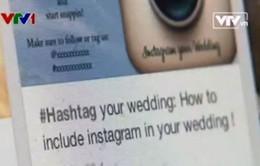 Truyền thông cho hôn lễ trên... mạng xã hội