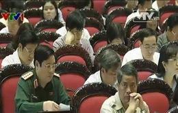 Quốc hội thảo luận về Luật xây dựng (sửa đổi)