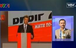Bầu cử Tổng thống tại Ukraine: Ông Poroshenko giành chiến thắng thuyết phục
