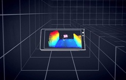 Google sản xuất máy tính bảng chụp ảnh 3 chiều