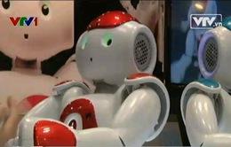 Robot ngày càng thân thiện với con người