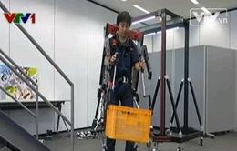 Khung robot trợ lực cho con người