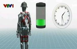 Khung xương công nghệ cao dành cho nhân viên cứu hỏa