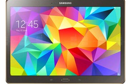 Samsung ra mắt tablet màn hình Super AMOLED đầu tiên
