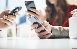 Điện thoại di động - Tác nhân chính làm giảm hiệu suất lao động?