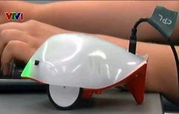 Robot hỗ trợ đào tạo tin học cho trẻ em