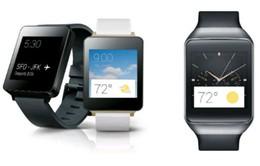 G Watch - Gear Live: Bạn chọn smartwatch nào?
