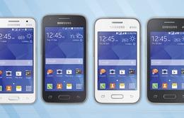 Samsung ra mắt 4 smartphone Galaxy giá rẻ