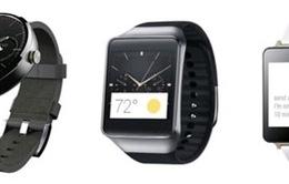 Gear Live, G Watch, Moto 360 – Chọn smartwatch nào?