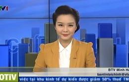 Bản tin Tài chính kinh doanh trưa 03/7/2014