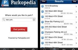Ứng dụng thông minh giúp tìm chỗ đỗ xe dễ dàng