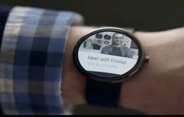 Google trình diễn chi tiết các tính năng của Android Wear
