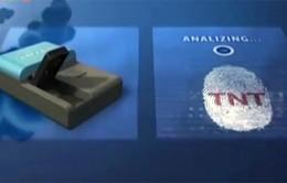 Thiết bị phát hiện chất nổ bằng công nghệ nano