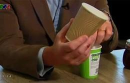 Sáng kiến tái chế ly tách đựng cafe ở Anh
