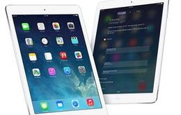 Sức hút từ iPad đang giảm dần?