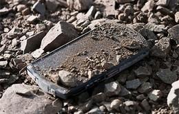 Smartphone màn hình kính sapphire ra mắt