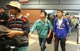 Lên phương án hỗ trợ lao động Việt Nam trở về từ Libya