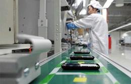 Tháng 7, giá trị xuất khẩu điện thoại và linh kiện đạt 1,6 tỷ USD